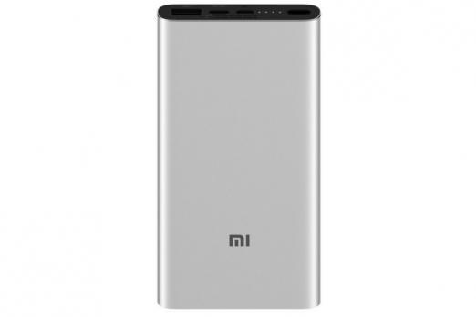 Аккумулятор Xiaomi Mi Power Bank 3 10000 (PLM12ZM)