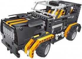 Электромеханический конструктор QiHui Mechanical Master 8001 Черная дыра
