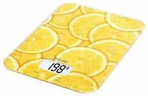 Кухонные весы Beurer KS 19 Lemon